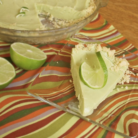 Lime Creamsicle Pie