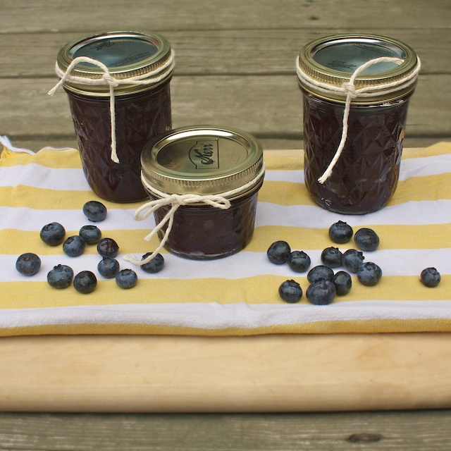 Blueberry Lemon Curd | Teaspoonofspice.com