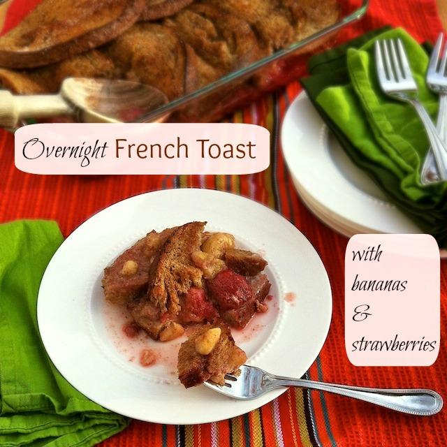 Overnight French Toast | Teaspoonofspice.com