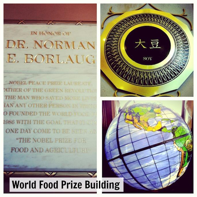 World Food Prize | Teaspoonofspice.com
