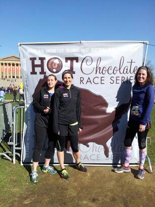 Hot Chocolate 15K Philly   Teaspoonofspice.com