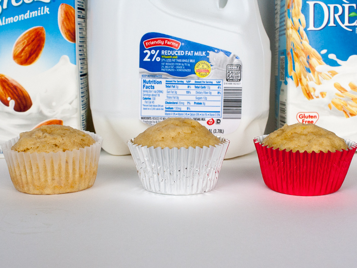 Almond Milk vs Milk: Which Bakes the Best Muffin?