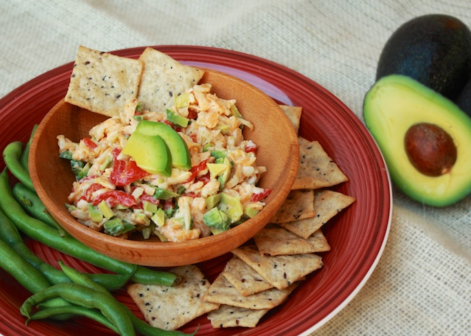 Avocado Pimento Cheese