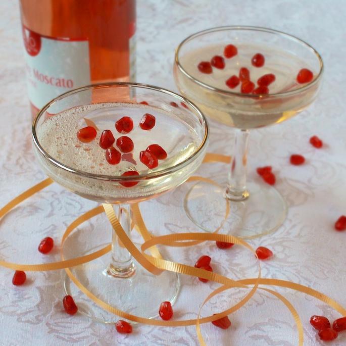 Champagne Jello