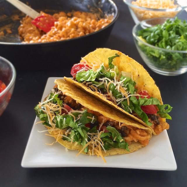 Sloppy Joe Tacos | Teaspoonofspice.com