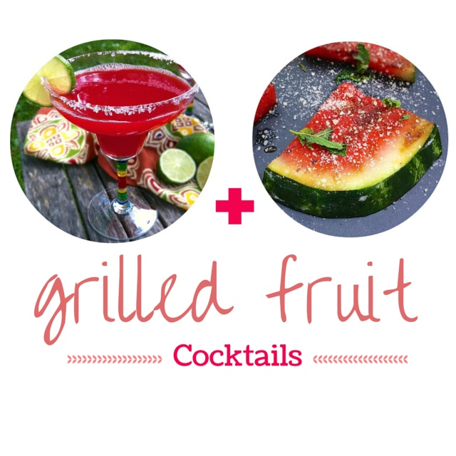 #HealthyKitchenHacks: Add Grilled Fruit to Your Summer Cocktail
