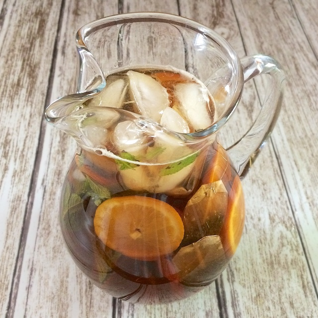 How To Make Sun Tea and 5 Iced Tea Recipes | Healthy Kitchen Hacks