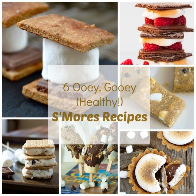 Chocolate. Marshmallow. Graham Cracker: Best S'Mores Recipes   TeaspoonOfSpice.com