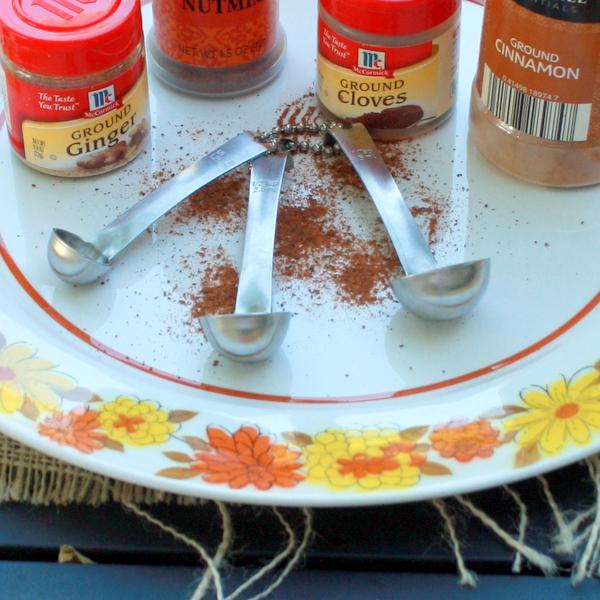 #HealthyKitchenHacks - How to Make Pumpkin Pie Spice - @TspCurry