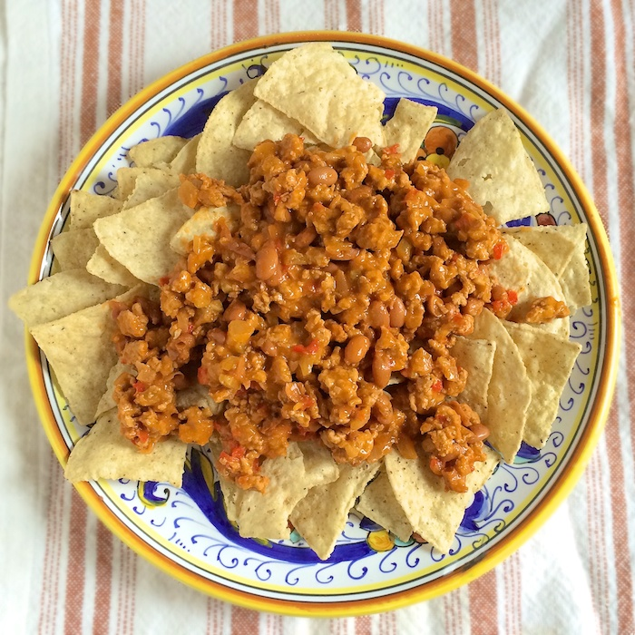 Healthy Kitchen Hacks: Easy way to make ground meat healthier for tacos, nachos and sloppy joes @tspbasil