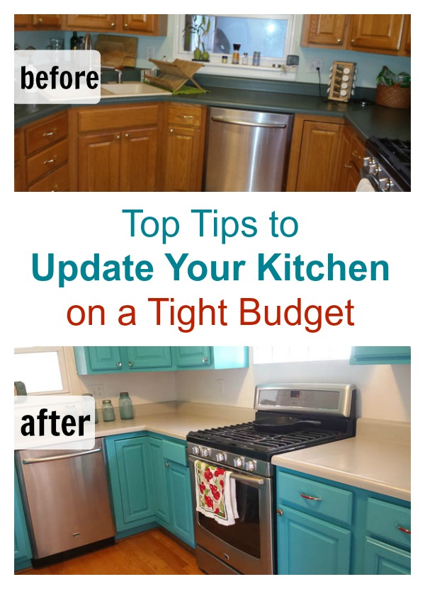 Diy Kitchen Remodel On A Budget