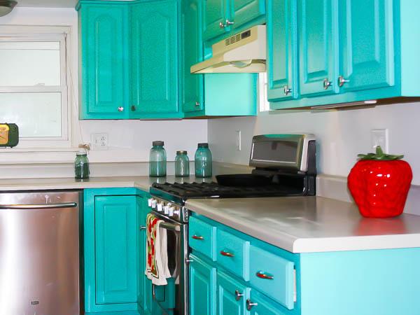 DIY kitchen UPDATE ON A BUDGET   @tspcurry