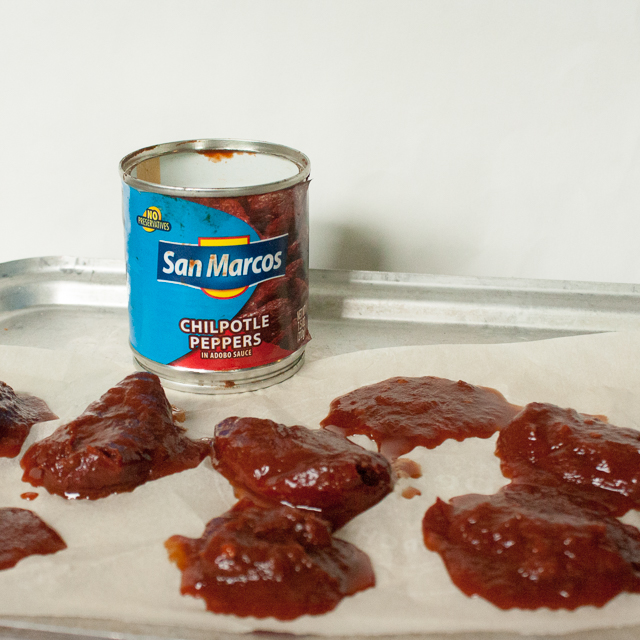 What to do with a can of chipotle chilies in adobo | @TspCurry