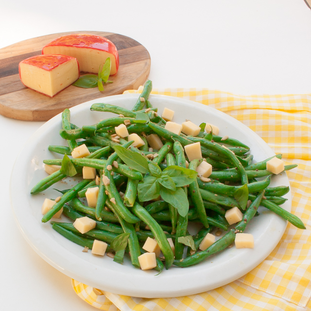 How to Microwave Green Beans | @TspCurry