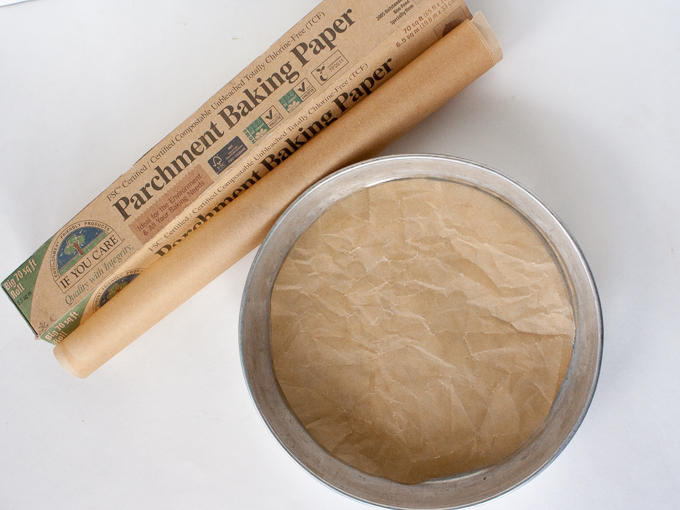 The Trick To Keep Parchment Paper from Rolling Up   Healthy Kitchen Hacks