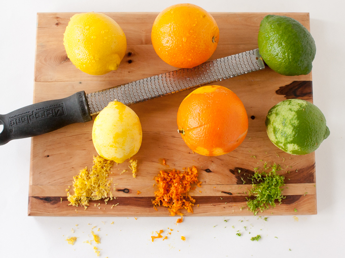 The Trick to Getting More Zesty Flavor when Grating Citrus Peel | Healthy Kitchen Hacks