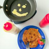 Squeeze Bottle Pancakes | @TspCurry