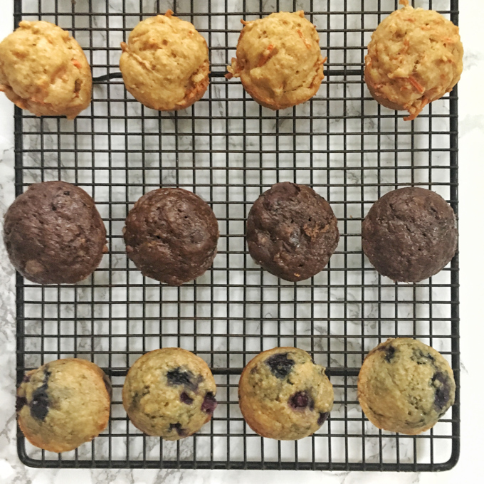 3 Practical Back To School Lunch Box Tips + Better-For-You Muffin Recipe Formula