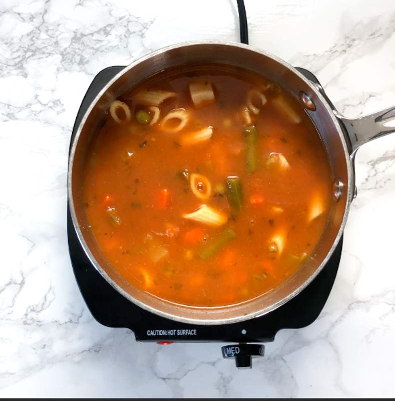 3 Instant Flavor Boosts for Canned Soup | Healthy Kitchen Hacks