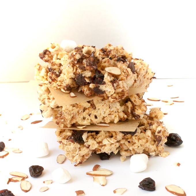 Make Better Rice Crispy Treats | @TspCurry
