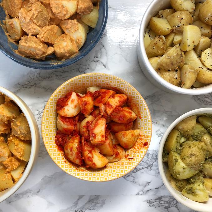 5 Easy Ways to Flavor Upgrade Your Potato Salad | Healthy Kitchen Hacks
