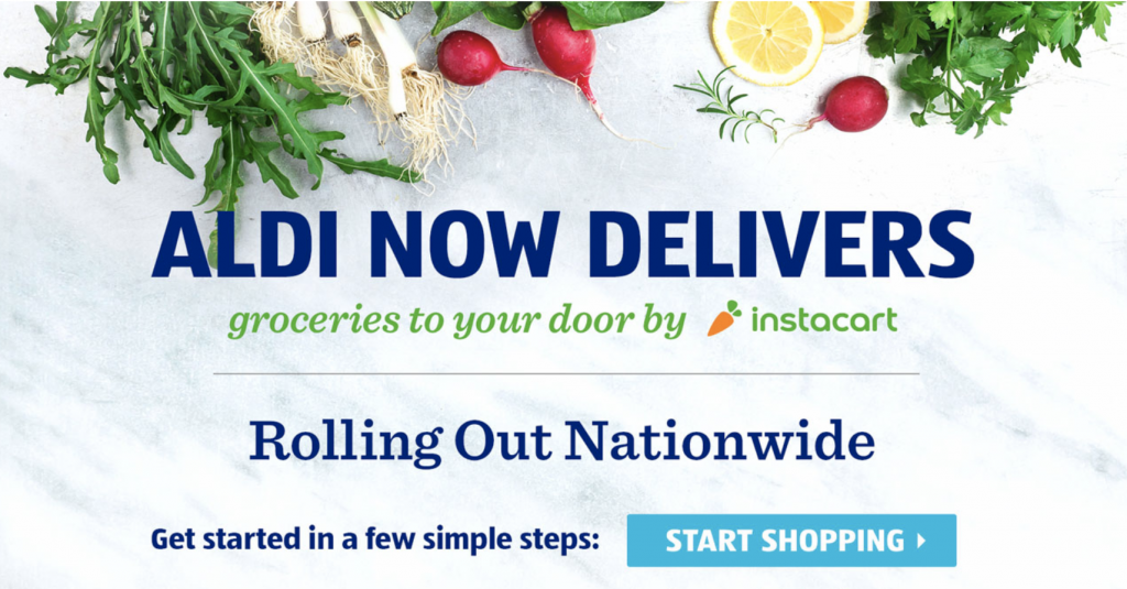 ALDI and Instacart
