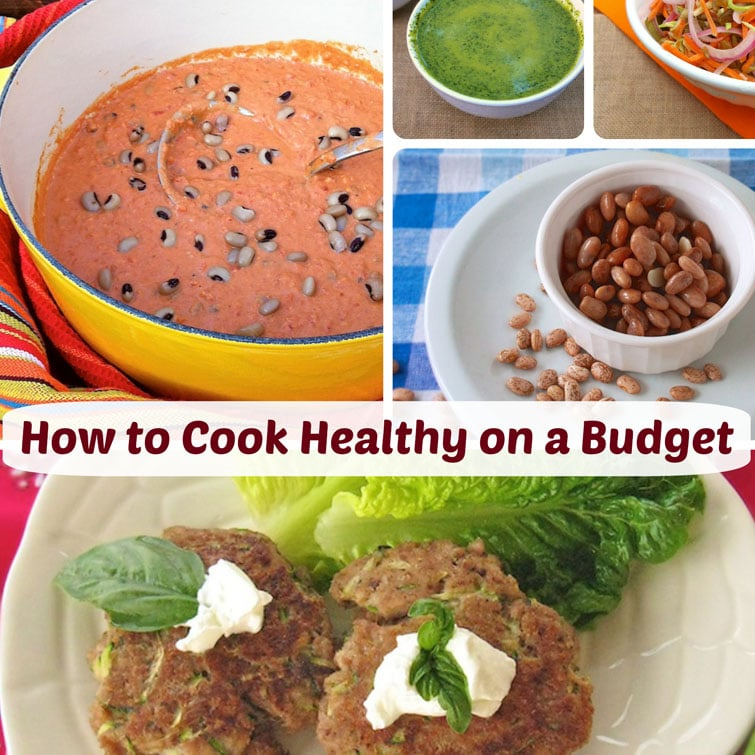 How to Cook Healthy on a Budget